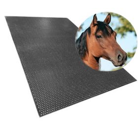 stalmat - bovenkant 10 mm